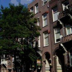 Отель Omega Hotel Amsterdam Нидерланды, Амстердам - 9 отзывов об отеле, цены и фото номеров - забронировать отель Omega Hotel Amsterdam онлайн вид на фасад фото 2
