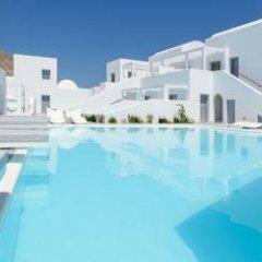 Отель Princess Santorini Villa Греция, Остров Санторини - отзывы, цены и фото номеров - забронировать отель Princess Santorini Villa онлайн бассейн фото 3