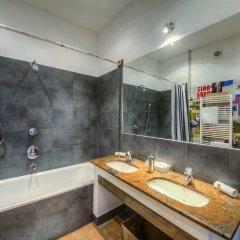 Отель Brody House Будапешт ванная