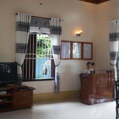 Отель Hoa Hung Homestay интерьер отеля