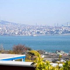 Апартаменты 3 Bedrooms Apartment w Sea View and Terrace Стамбул пляж