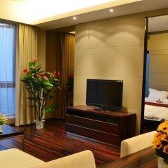 Отель Yishang Baoli Shimao International Apartment Китай, Гуанчжоу - отзывы, цены и фото номеров - забронировать отель Yishang Baoli Shimao International Apartment онлайн комната для гостей фото 5