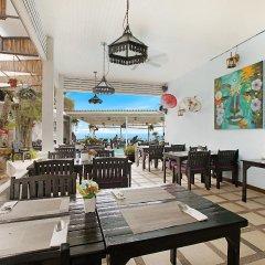 Отель Crystal Bay Beach Resort питание
