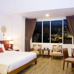 Отель The Light Hotel & Spa Вьетнам, Нячанг - 1 отзыв об отеле, цены и фото номеров - забронировать отель The Light Hotel & Spa онлайн комната для гостей фото 5
