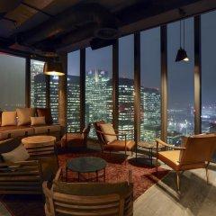 Отель Novotel London Canary Wharf Hotel Великобритания, Лондон - 1 отзыв об отеле, цены и фото номеров - забронировать отель Novotel London Canary Wharf Hotel онлайн интерьер отеля фото 3