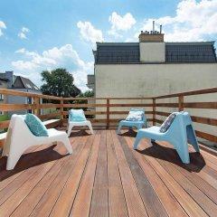 Апартаменты Lion Apartments - Monte Deluxe Сопот балкон