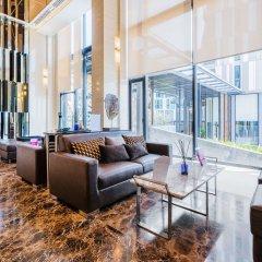 Отель THE BASE Uptown By Favstay Таиланд, Пхукет - отзывы, цены и фото номеров - забронировать отель THE BASE Uptown By Favstay онлайн интерьер отеля фото 3