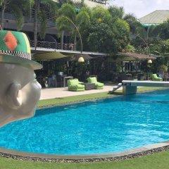 Отель Momento Resort Таиланд, Паттайя - отзывы, цены и фото номеров - забронировать отель Momento Resort онлайн бассейн