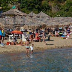 Отель Top Болгария, Свети Влас - отзывы, цены и фото номеров - забронировать отель Top онлайн пляж фото 2