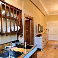 Апартаменты La Croce d'Oro - Santa Croce Suite Apartments интерьер отеля