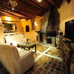 Отель Kasbah Hotel Tombouctou Марокко, Мерзуга - отзывы, цены и фото номеров - забронировать отель Kasbah Hotel Tombouctou онлайн интерьер отеля фото 3