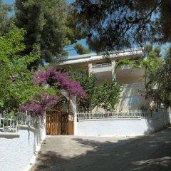 Отель Zontanos Studios Греция, Метана - отзывы, цены и фото номеров - забронировать отель Zontanos Studios онлайн вид на фасад