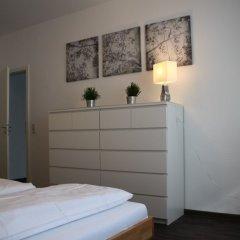 Отель DasApartmentHaus - Zentrum-Fürstenplatz комната для гостей фото 4