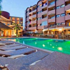 Отель ChoroMar Португалия, Албуфейра - отзывы, цены и фото номеров - забронировать отель ChoroMar онлайн бассейн