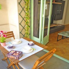 """Отель """"Alberti"""" By Nestor&Jeeves балкон фото 2"""