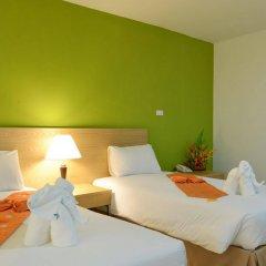 Отель Jomtien Plaza Residence комната для гостей