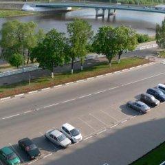 Отель Юбилейная Ярославль парковка