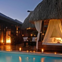 Отель Emaho Sekawa Fiji Luxury Resort Савусаву бассейн фото 2