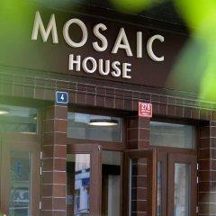 Отель Mosaic House Прага банкомат