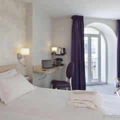 Отель Mercure Paris Notre Dame Saint Germain Des Pres комната для гостей фото 4