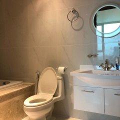 Апартаменты Léman Luxury Apartments ванная