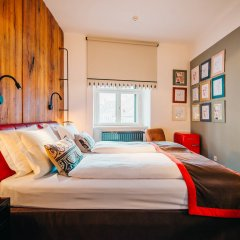 Pest-Buda Hotel - Design & Boutique комната для гостей фото 5