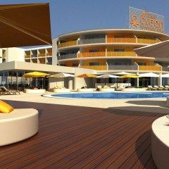 Отель THB Ocean Beach бассейн фото 2