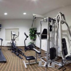 Holiday Inn Express Hotel & Suites MERIDIAN фитнесс-зал фото 3