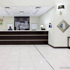 Отель Holiday Inn Express San Pedro Sula интерьер отеля