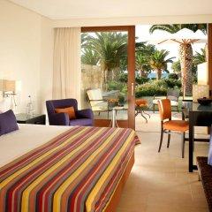 Отель Kernos Beach комната для гостей