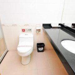Отель Nanfang Dasha Hotel Китай, Гуанчжоу - 1 отзыв об отеле, цены и фото номеров - забронировать отель Nanfang Dasha Hotel онлайн ванная