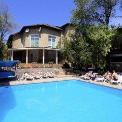 Гостиница Feliz Verano в Коктебеле 8 отзывов об отеле, цены и фото номеров - забронировать гостиницу Feliz Verano онлайн Коктебель бассейн