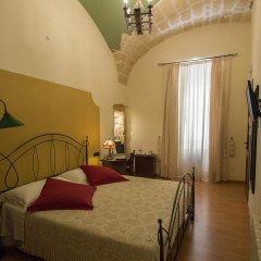 Отель Michelangelo B&B Лечче комната для гостей фото 3