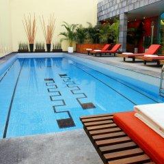 Mexico City Marriott Reforma Hotel бассейн фото 2