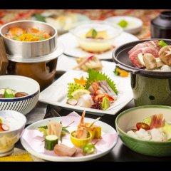 Tateyama Kokusai Hotel Тояма питание фото 3