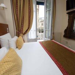 Отель Queens Hotel Франция, Париж - отзывы, цены и фото номеров - забронировать отель Queens Hotel онлайн комната для гостей фото 2