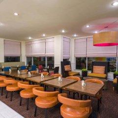 Отель Hilton Garden Inn Queens/JFK Airport США, Нью-Йорк - 1 отзыв об отеле, цены и фото номеров - забронировать отель Hilton Garden Inn Queens/JFK Airport онлайн интерьер отеля фото 2