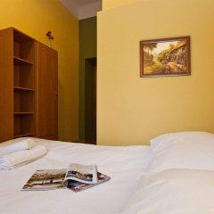 Enigma Hotel Apartments Краков сейф в номере