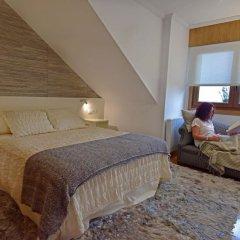 Отель Chalet Mar Isla de la Toja Испания, Эль-Грове - отзывы, цены и фото номеров - забронировать отель Chalet Mar Isla de la Toja онлайн комната для гостей фото 2