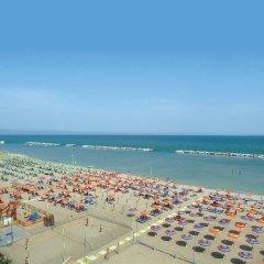 Hotel Zeus Римини пляж