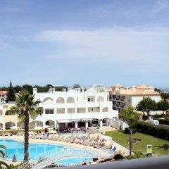 Отель Natura Algarve Club Португалия, Албуфейра - 1 отзыв об отеле, цены и фото номеров - забронировать отель Natura Algarve Club онлайн балкон