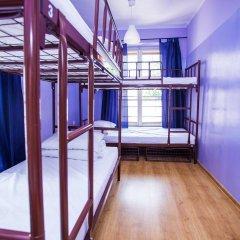 Отель Pink Panther's Hostel Польша, Краков - 1 отзыв об отеле, цены и фото номеров - забронировать отель Pink Panther's Hostel онлайн комната для гостей фото 2