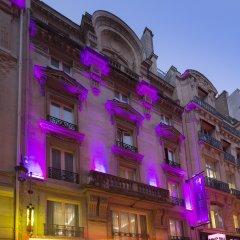 Отель Daunou Opera Франция, Париж - 4 отзыва об отеле, цены и фото номеров - забронировать отель Daunou Opera онлайн вид на фасад