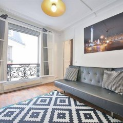 Апартаменты Apartment Saint Germain - Luxembourg комната для гостей фото 3