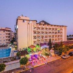 Kleopatra Beach Hotel - All Inclusive балкон