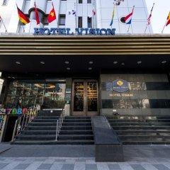 Vision Hotel (best Western Hotel Seoul) Сеул вид на фасад фото 2