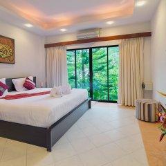 Апартаменты Kata Pool Apartments комната для гостей