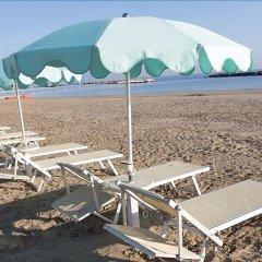 Hotel Platinum Римини пляж