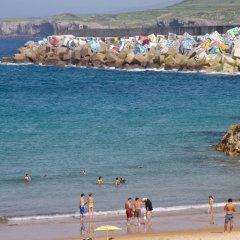 Отель Apartamentos Verdemar пляж фото 2