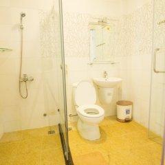 Отель Qhome Saigon - Vo Van Tan ванная